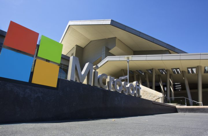 Microsoft heralded as an innovator – it always has been